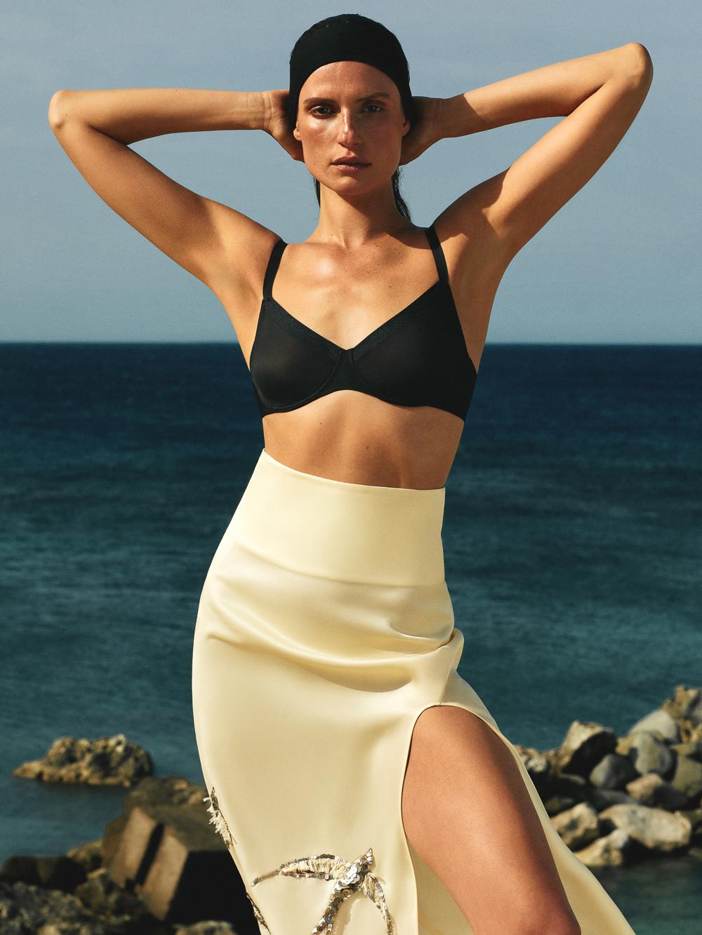 Cate Underwood by Stephan Lisowski for Harper's Bazaar Spain June 2020