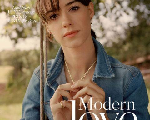 Daisy Edgar-Jones covers Porter Magazine June 15th, 2020 by Ben Weller