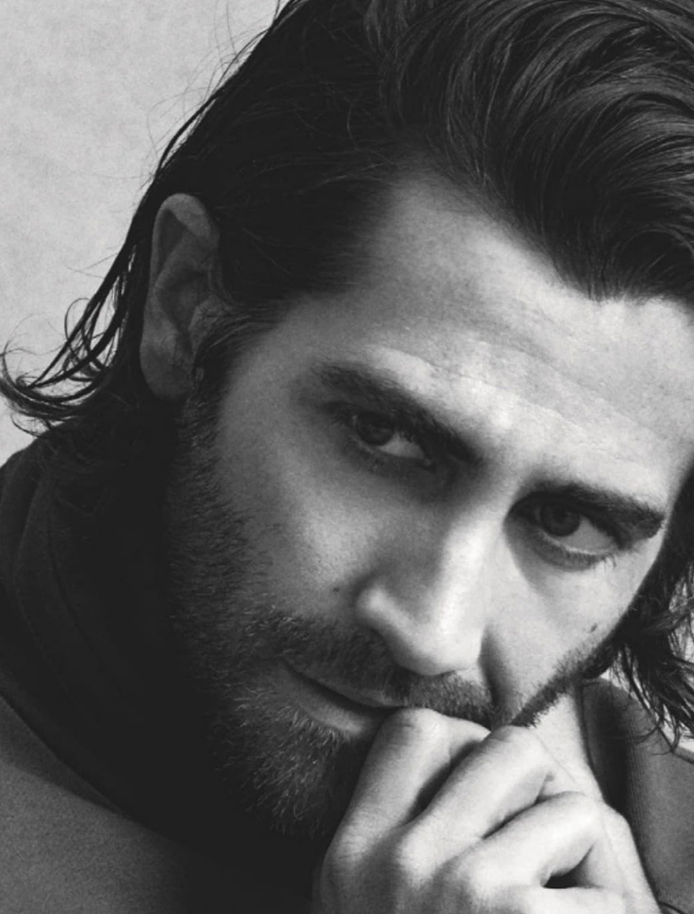 Jake Gyllenhaal by Christian MacDonald for British Vogue June 2020