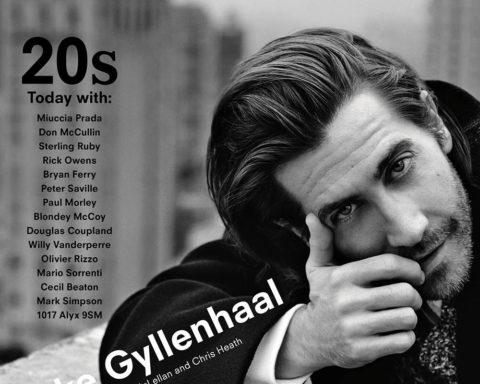Jake Gyllenhaal covers AnOther Man Summer Autumn 2020 by Alasdair McLellan