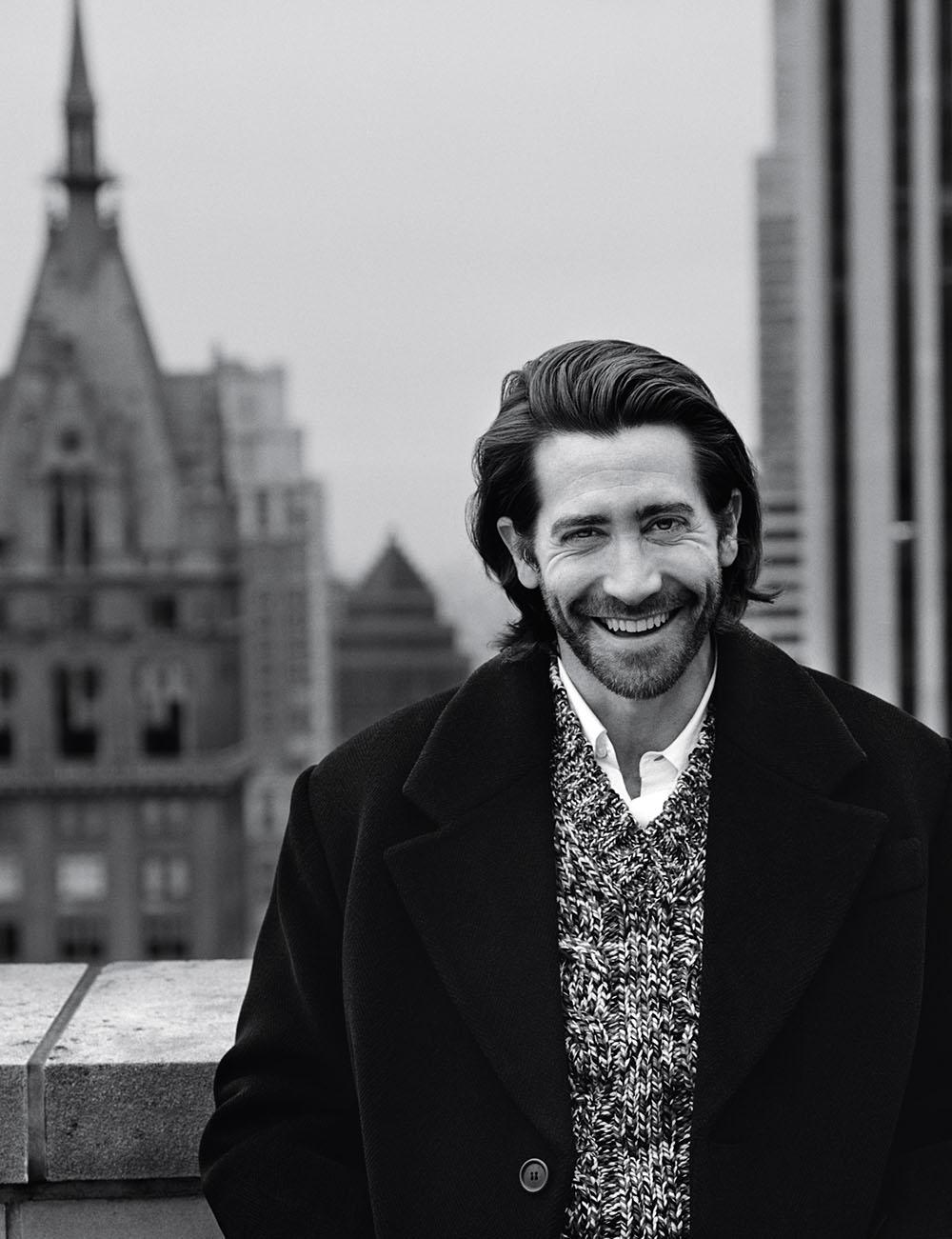 Jake Gyllenhaal covers AnOther Man Summer Autumn 2020 by Alasdair McLellan