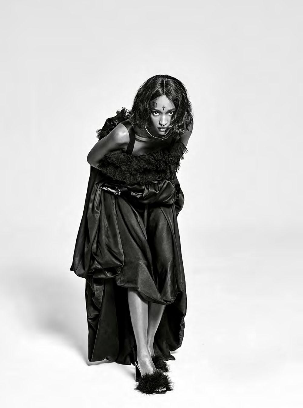 Lous and the Yakuza by Bojana Tatarska for Mixte Magazine Spring Summer 2020