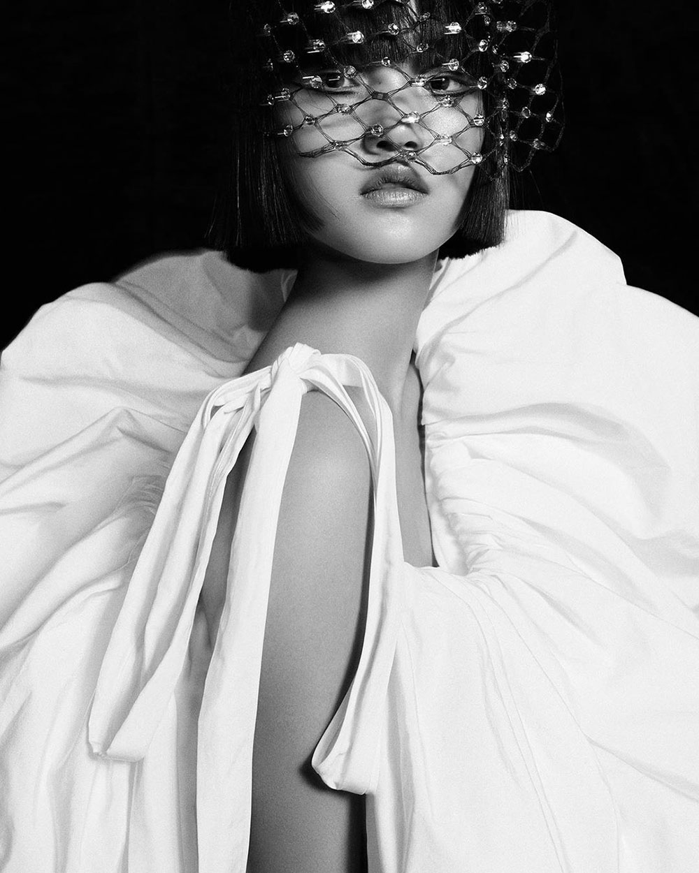Pan Haowen by Win Tam for Vogue China June 2020