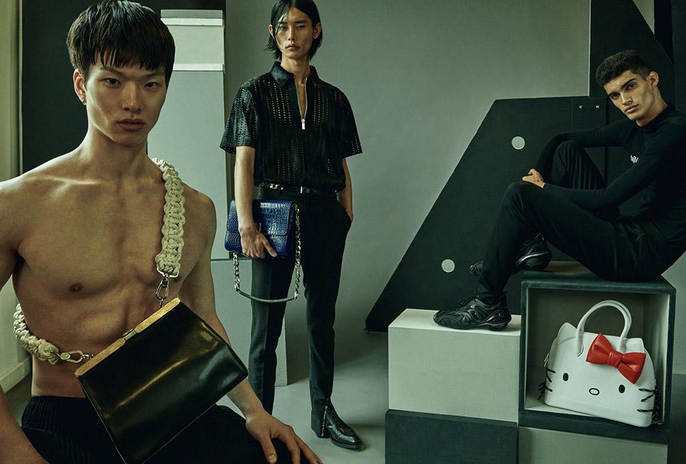 ''Perspective'' by Mariano Vivanco for GQ Style China Spring Summer 2020