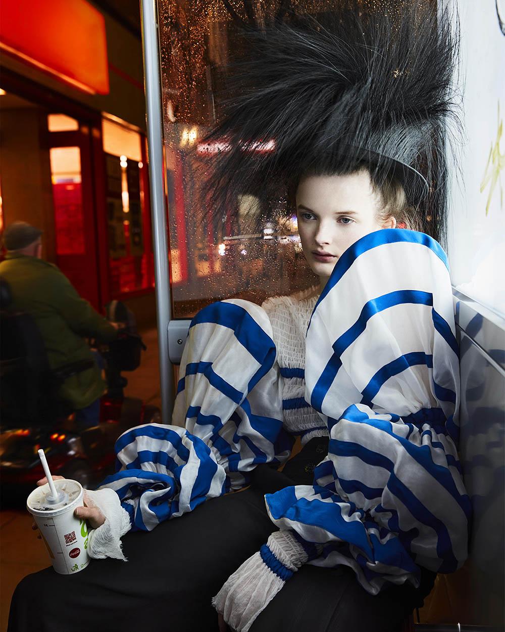 Primrose Archer by Sølve Sundsbø for V Magazine Summer 2020