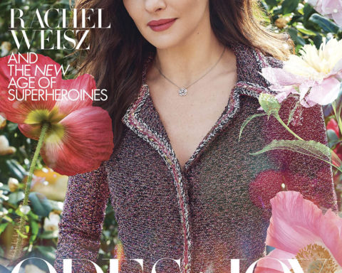 Rachel Weisz covers Harper's Bazaar UK June 2020 by Pamela Hanson