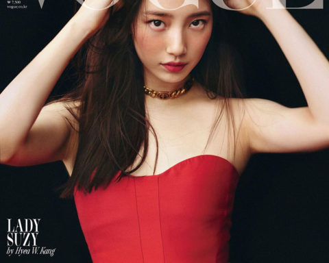 Suzy covers Vogue Korea June 2020 by Hyea W. Kang