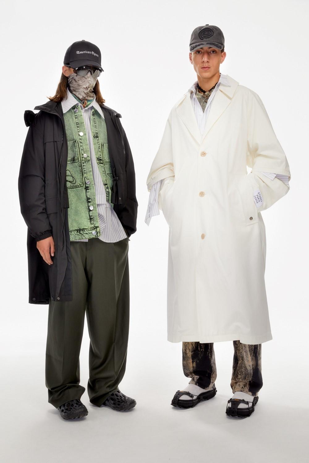 Études - Spring Summer 2021 - Paris Fashion Week Men's