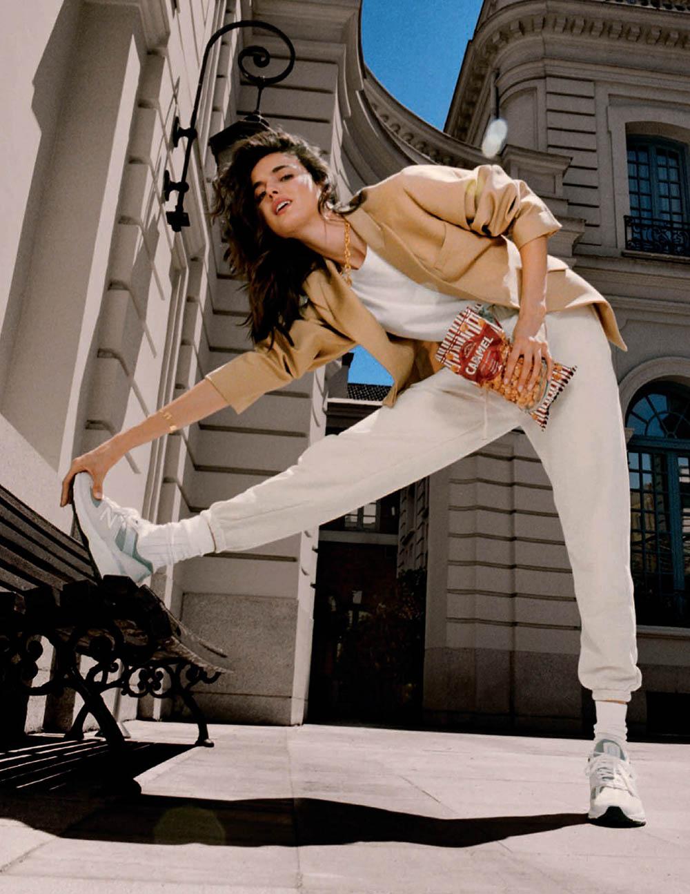Blanca Padilla by Gorka Postigo for Vogue Spain July 2020