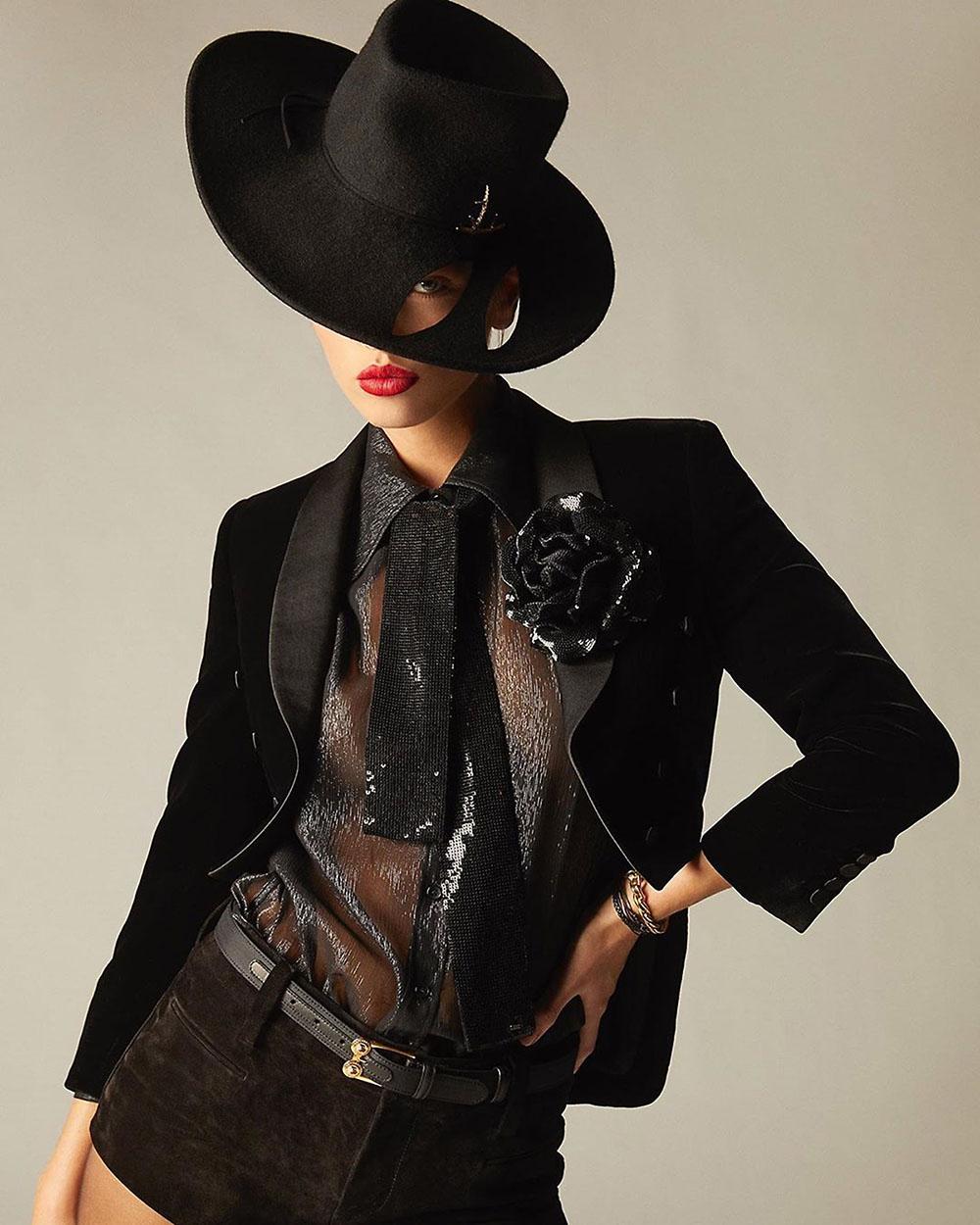 Daphne Groeneveld by Walter Chin for Vogue Hong Kong April 2020
