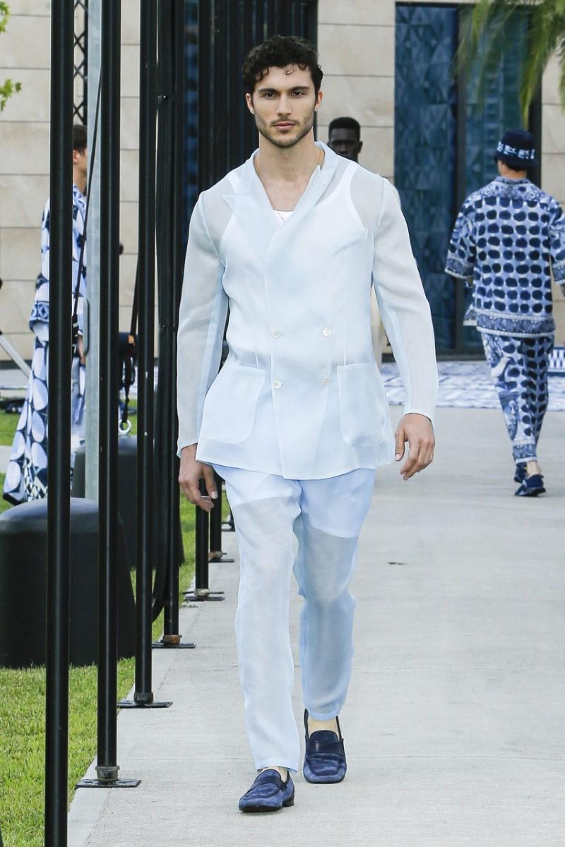 Dolce & Gabbana Spring Summer 2021