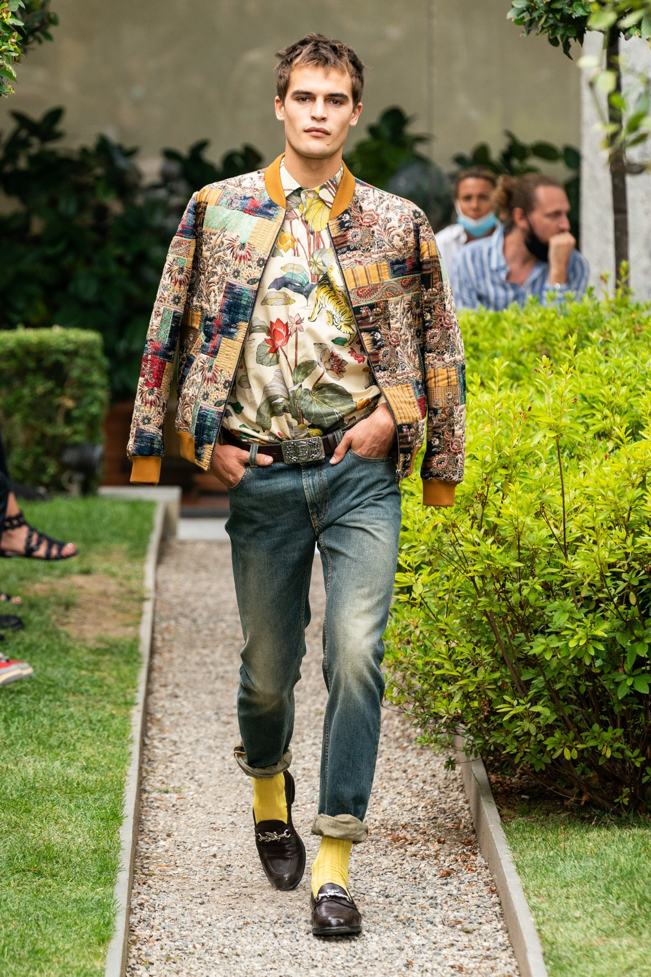 Etro - Spring Summer 2021 - Milano Fashion Week Men's