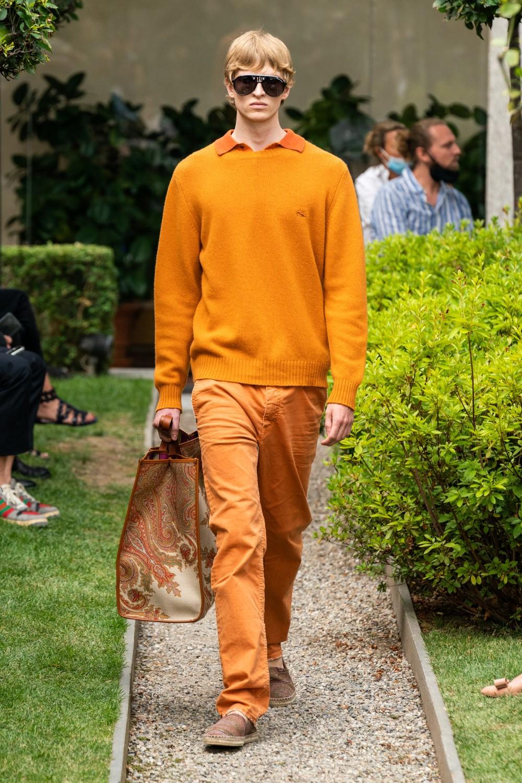 Etro - Spring Summer 2021 - Milano Fashion Week Men's