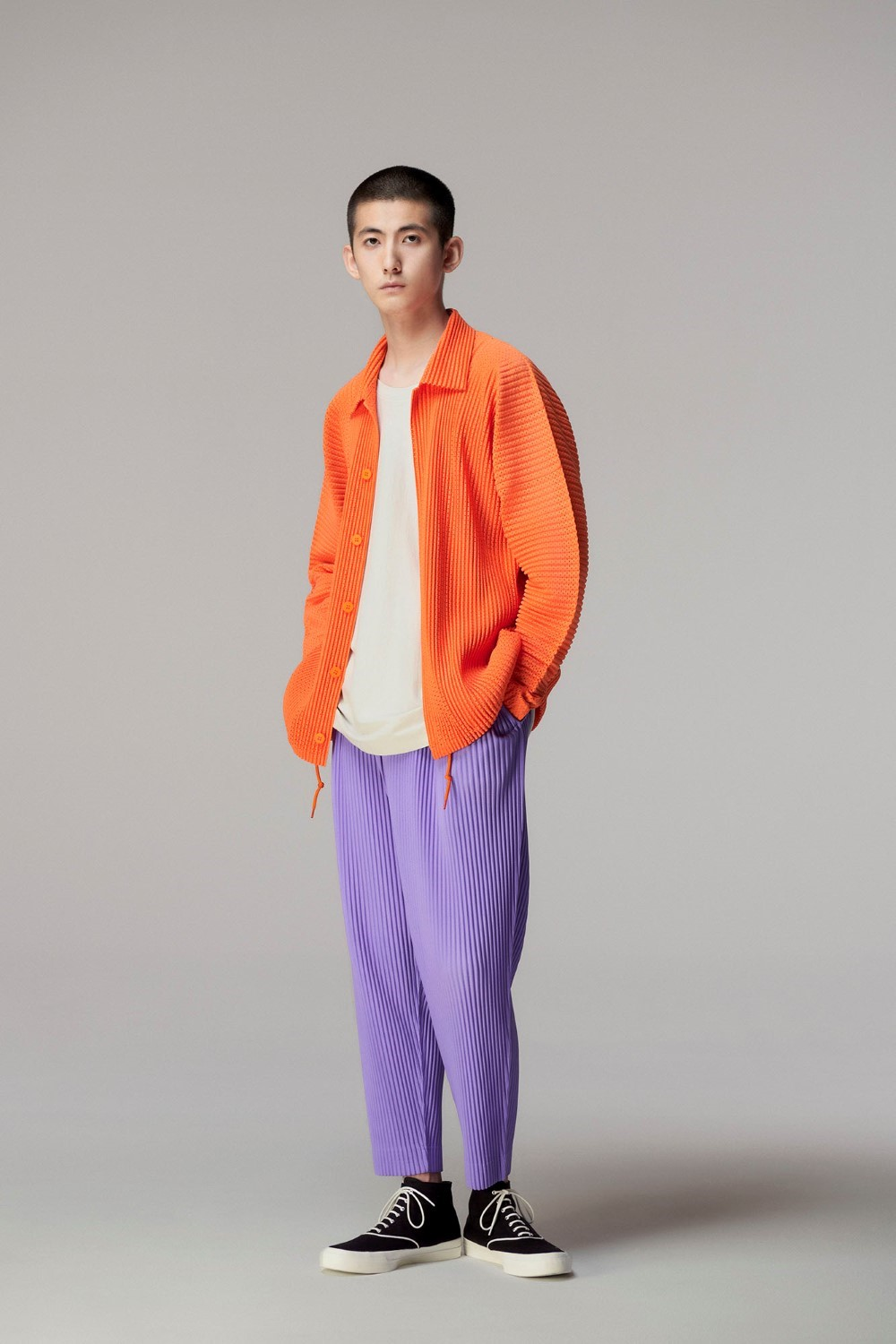 HOMME PLISSÉ ISSEY MIYAKE - Spring Summer 2021 - Paris Fashion Week Men's