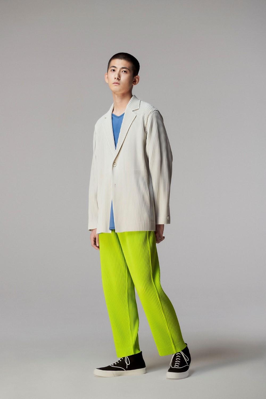 HOMME PLISSÉ ISSEY MIYAKE - Spring Summer 2021 - Paris Fashion Week Men's