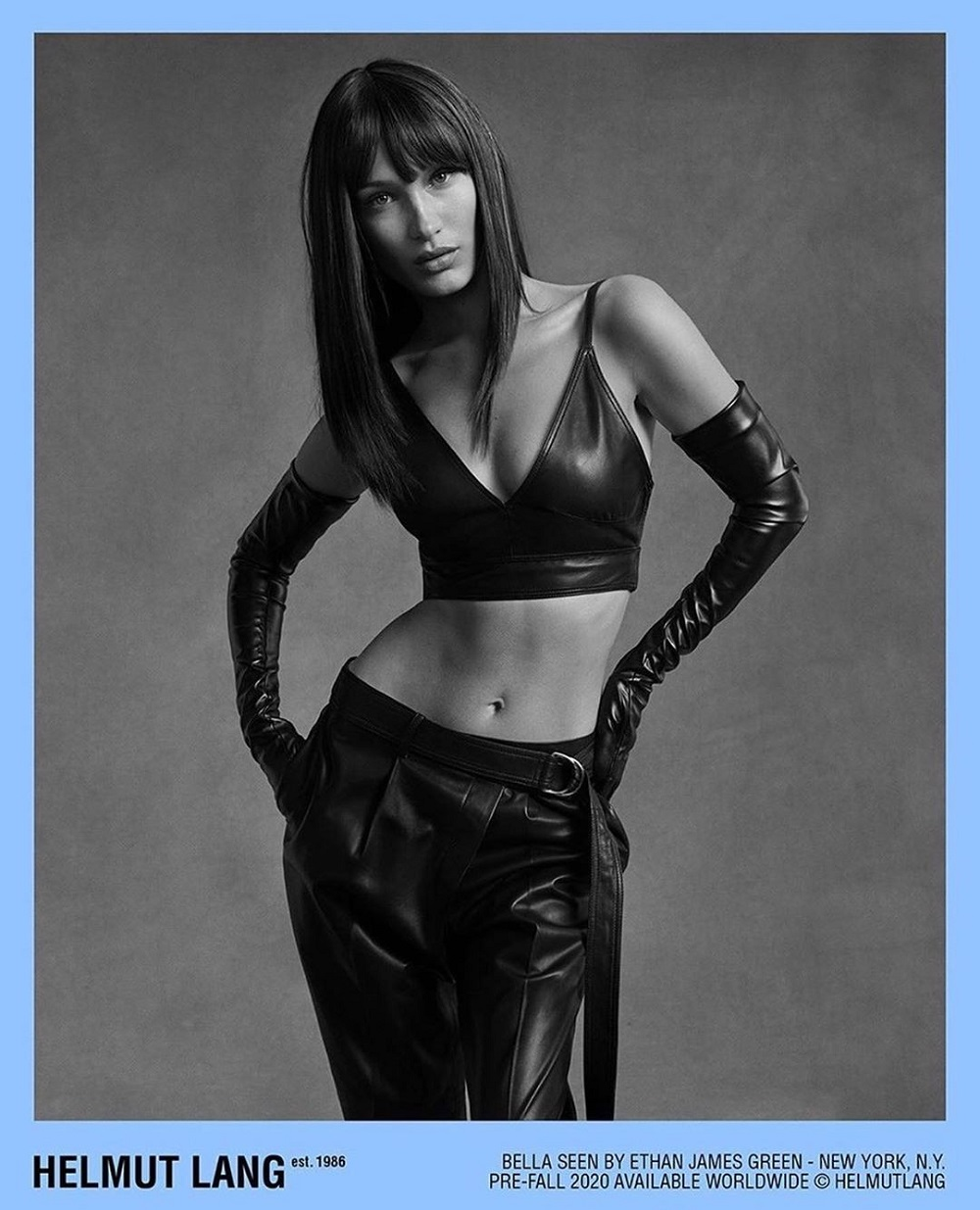 Helmut Lang Pre-Fall 2020 Campaign