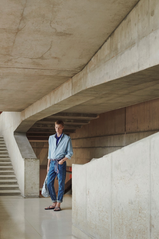 Isabel Marant - Spring/ Summer 2021 - Paris Fashion Week Men's