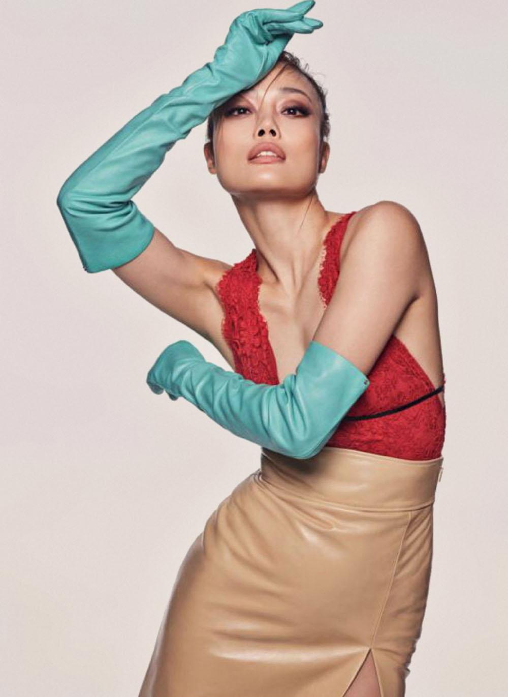 Joey Yung covers Vogue Hong Kong April 2020 by Luigi & Iango