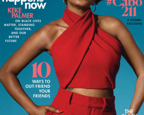Keke Palmer covers Cosmopolitan US July August 2020 by Dana Scruggs