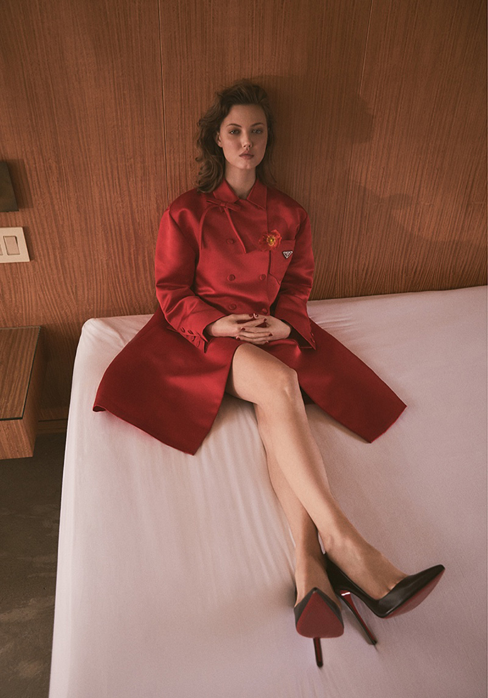 Lindsey Wixson by Zoey Grossman for Vogue Hong Kong March 2019