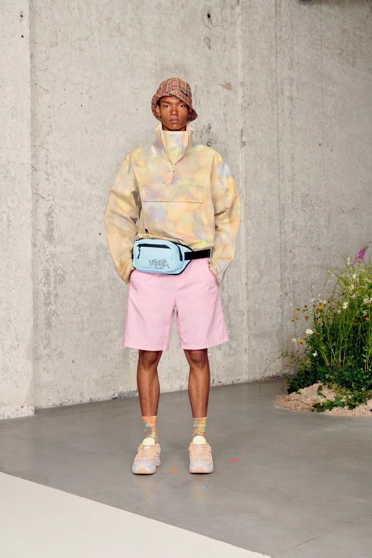 MSGM - Spring Summer 2021 - Milano Fashion Week Men's