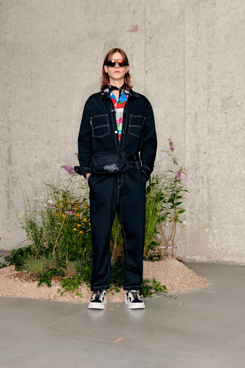 MSGM - Spring Summer 2021 - Milano Fashion Week Men's
