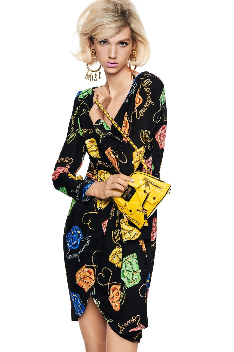 Moschino Resort 2021 Lookbook