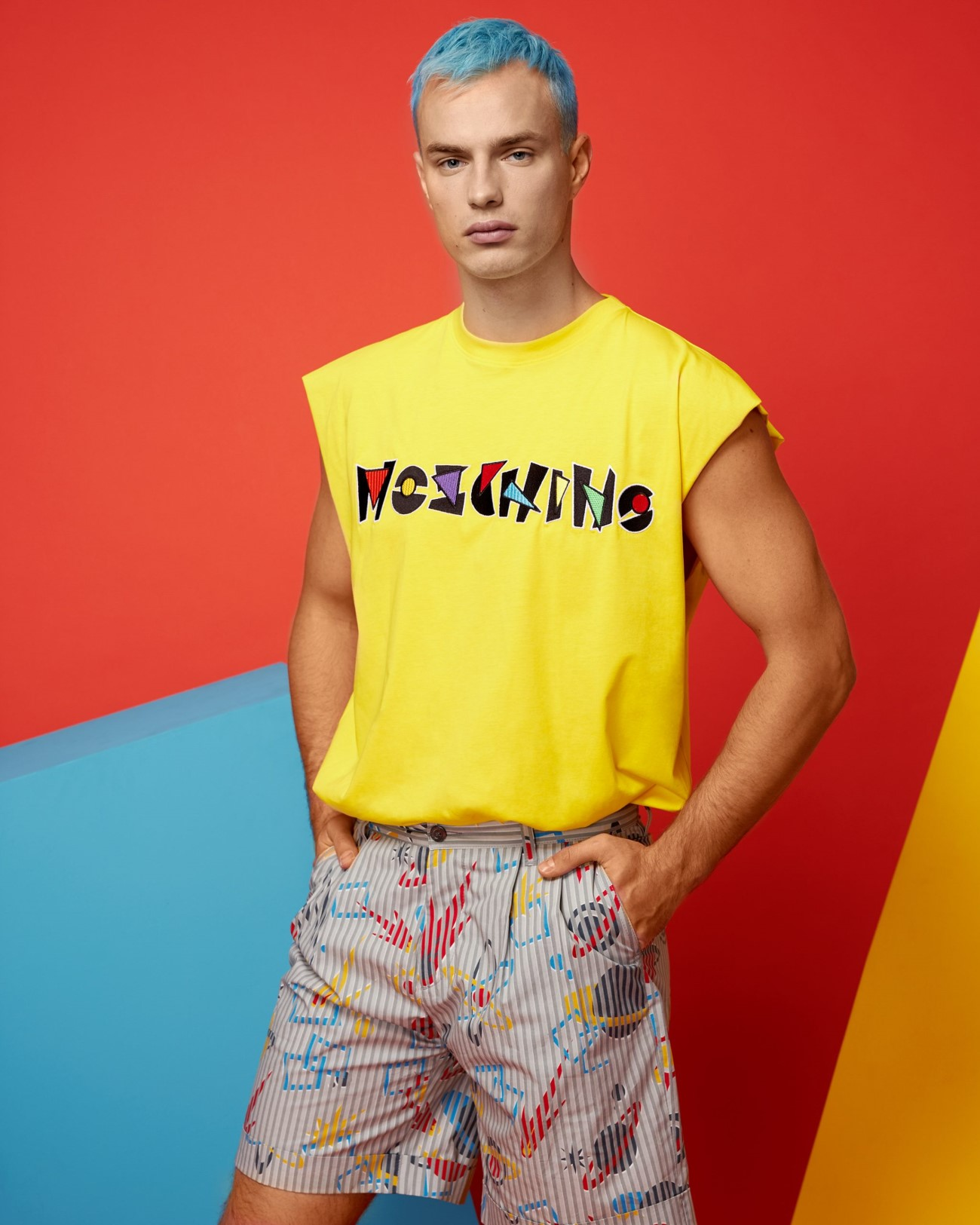 Moschino - Spring Summer 2021 - Milano Fashion Week Men's