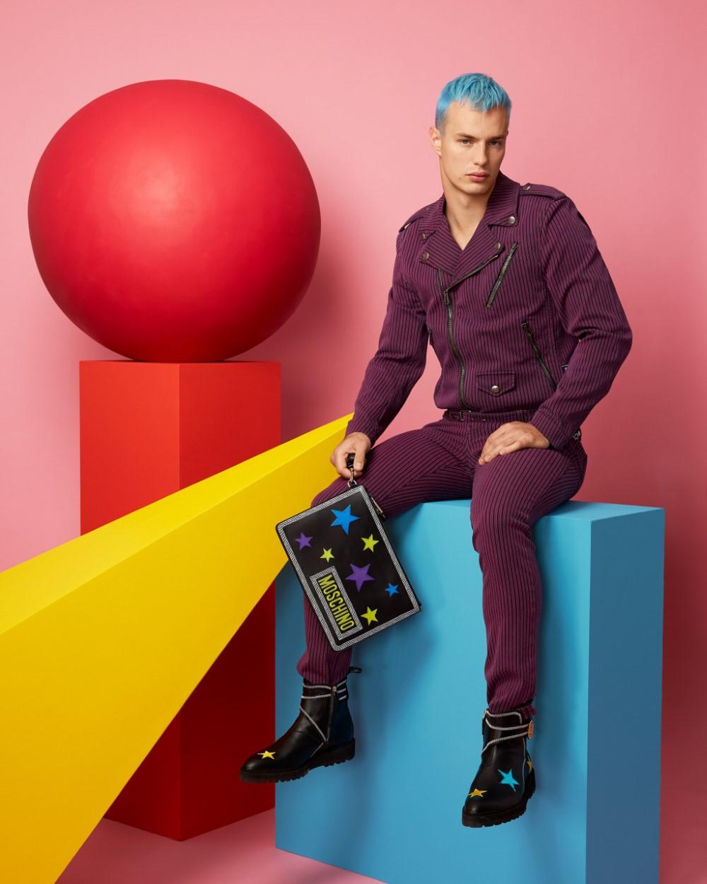Moschino - Spring Summer 2021 - Milano Fashion Week Men's