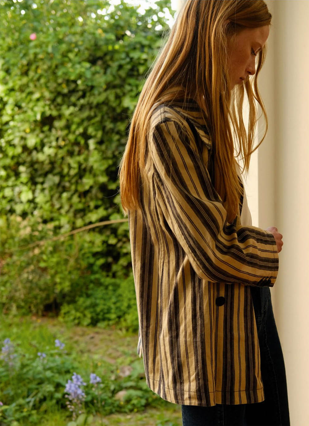 Rianne van Rompaey by Freja Beha Erichsen for Vogue Paris July 2020
