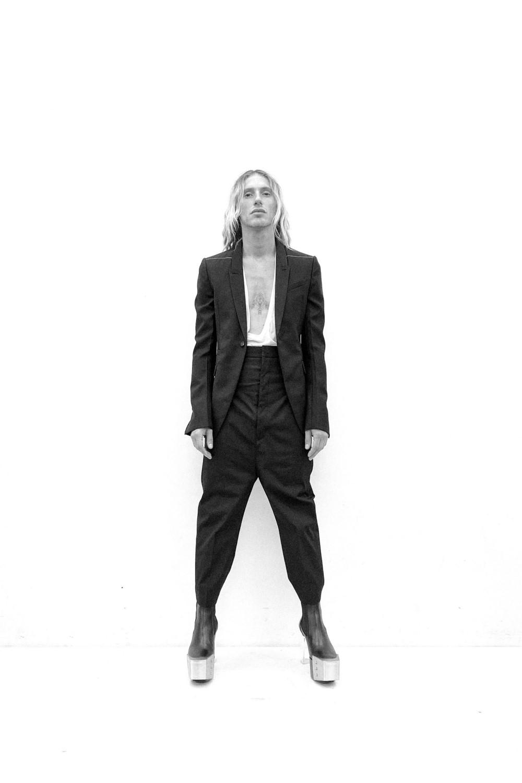 Rick Owens - Spring Summer 2021 - Paris Fashion Week Men's