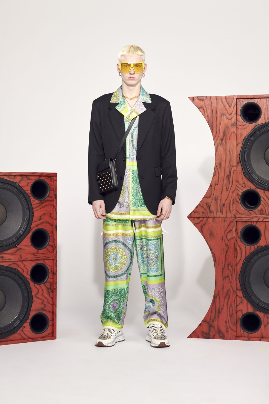 Versace Resort 2021 Lookbook