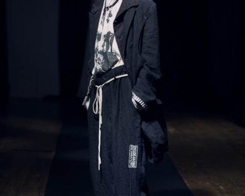 Yohji Yamamoto - Spring Summer 2021 - Paris Fashion Week Men's