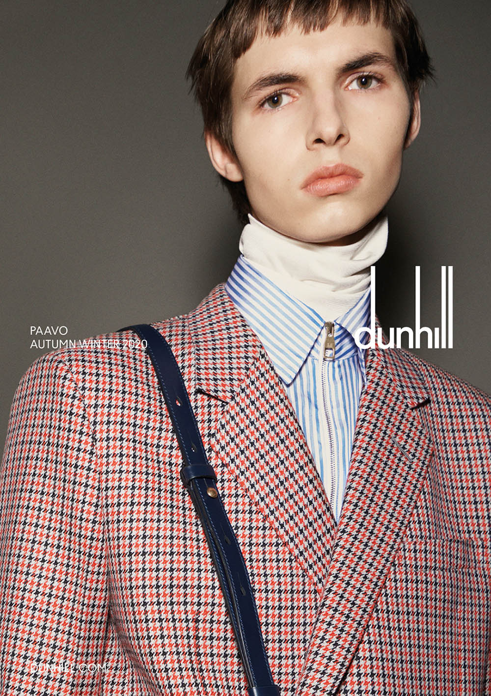 Dunhill Fall Winter 2020 Campaign