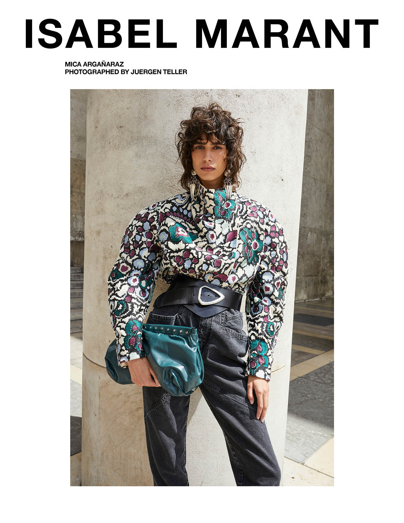 Isabel Marant Fall Winter 2020 Campaign
