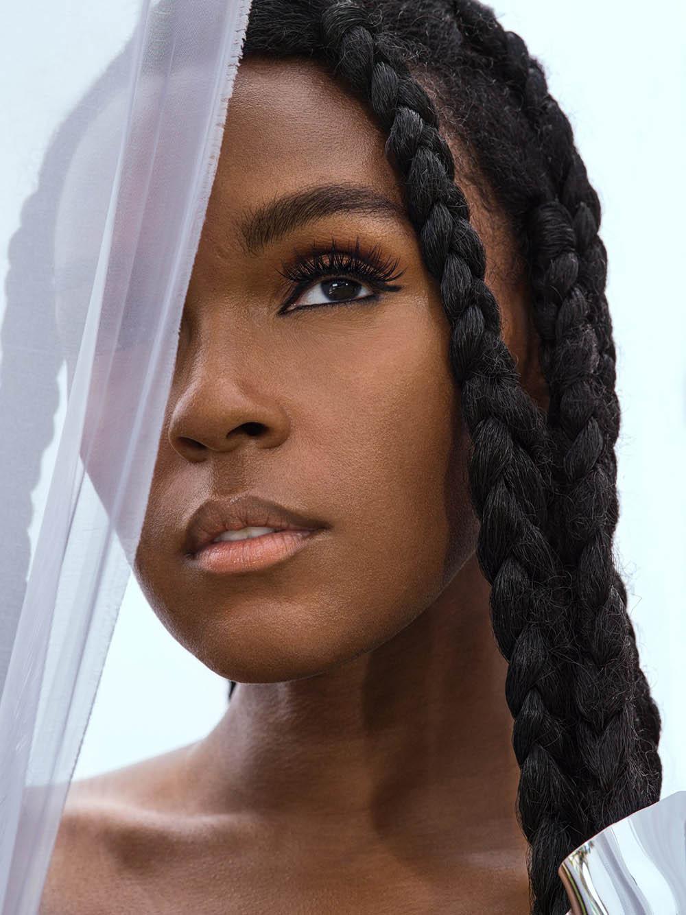 Janelle Monáe covers Shape Magazine September 2020 by Dana Scruggs