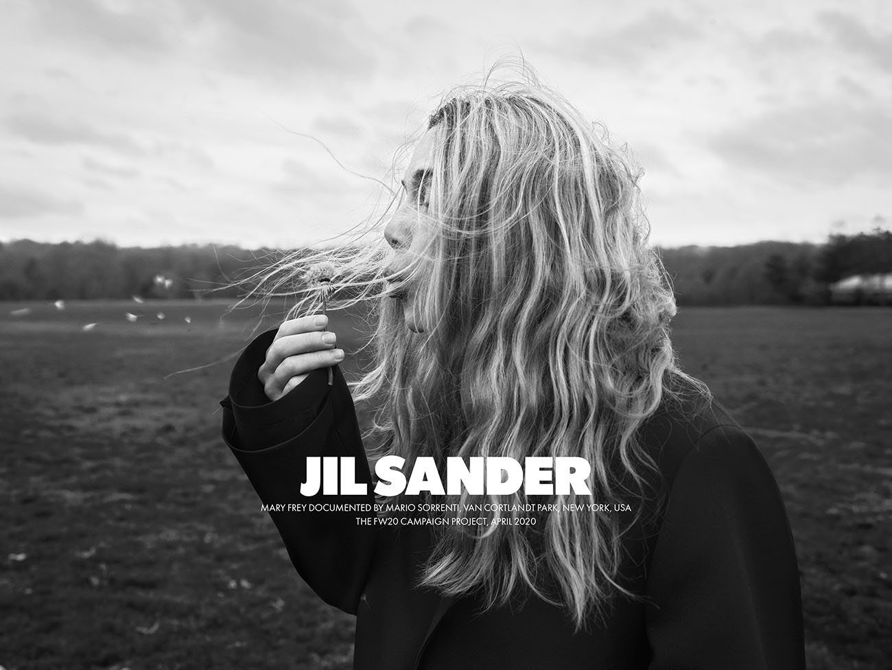 Jil Sander Fall Winter 2020 Campaign