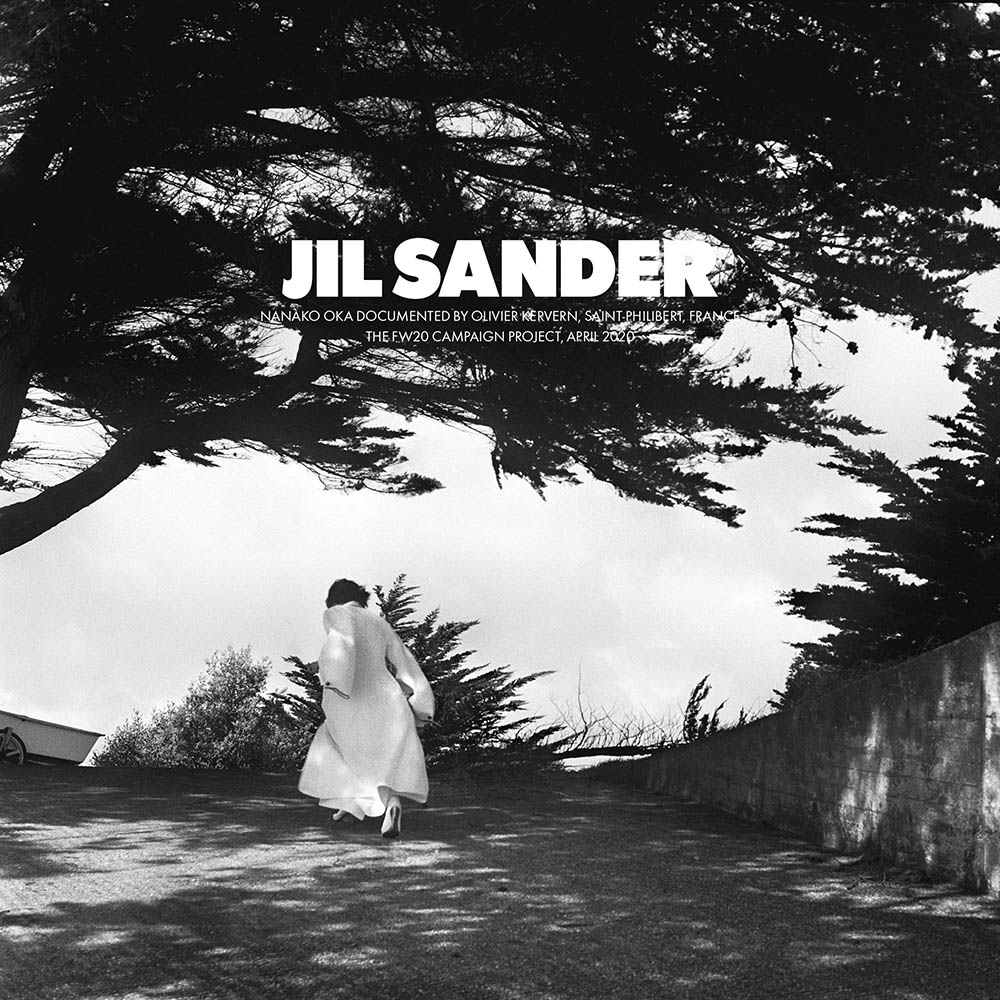Jil Sander Fall Winter 2020 Campaign