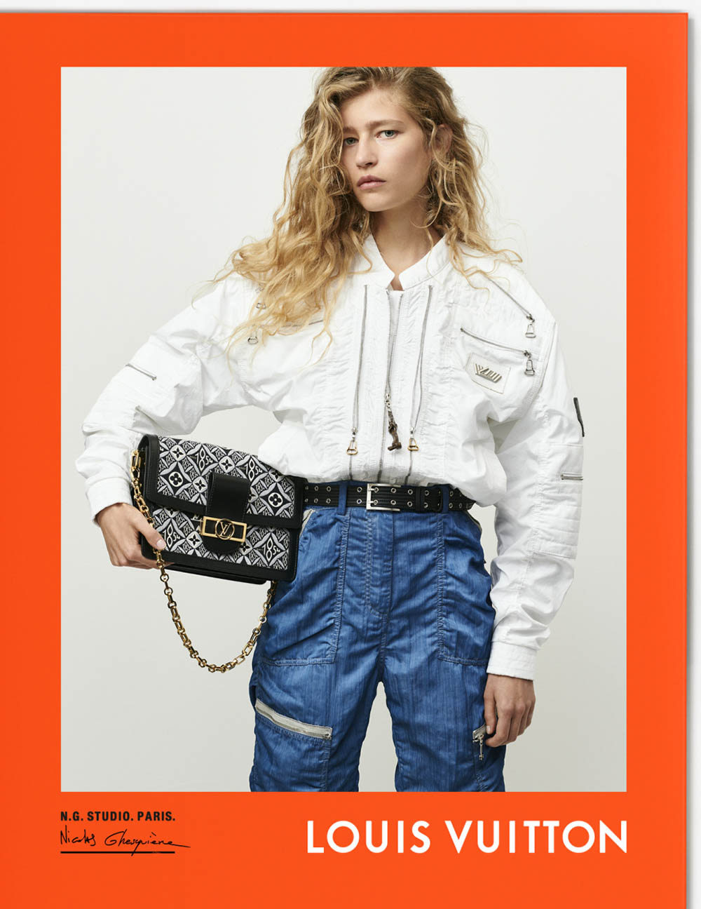 Louis Vuitton Fall Winter 2020 Campaign