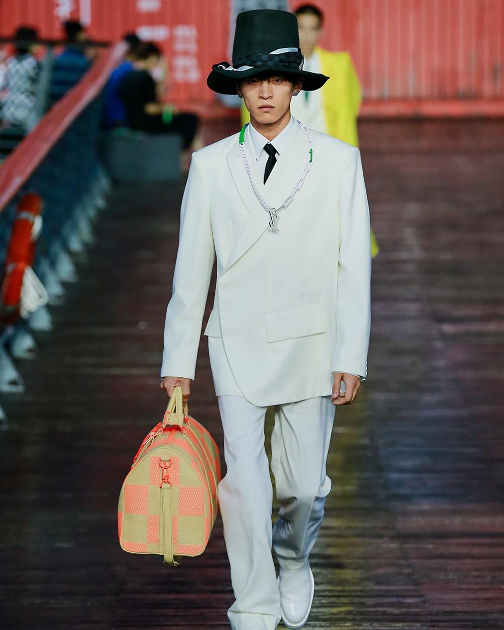 Louis Vuitton Men's Spring Summer 2021Louis Vuitton Men's Spring Summer 2021