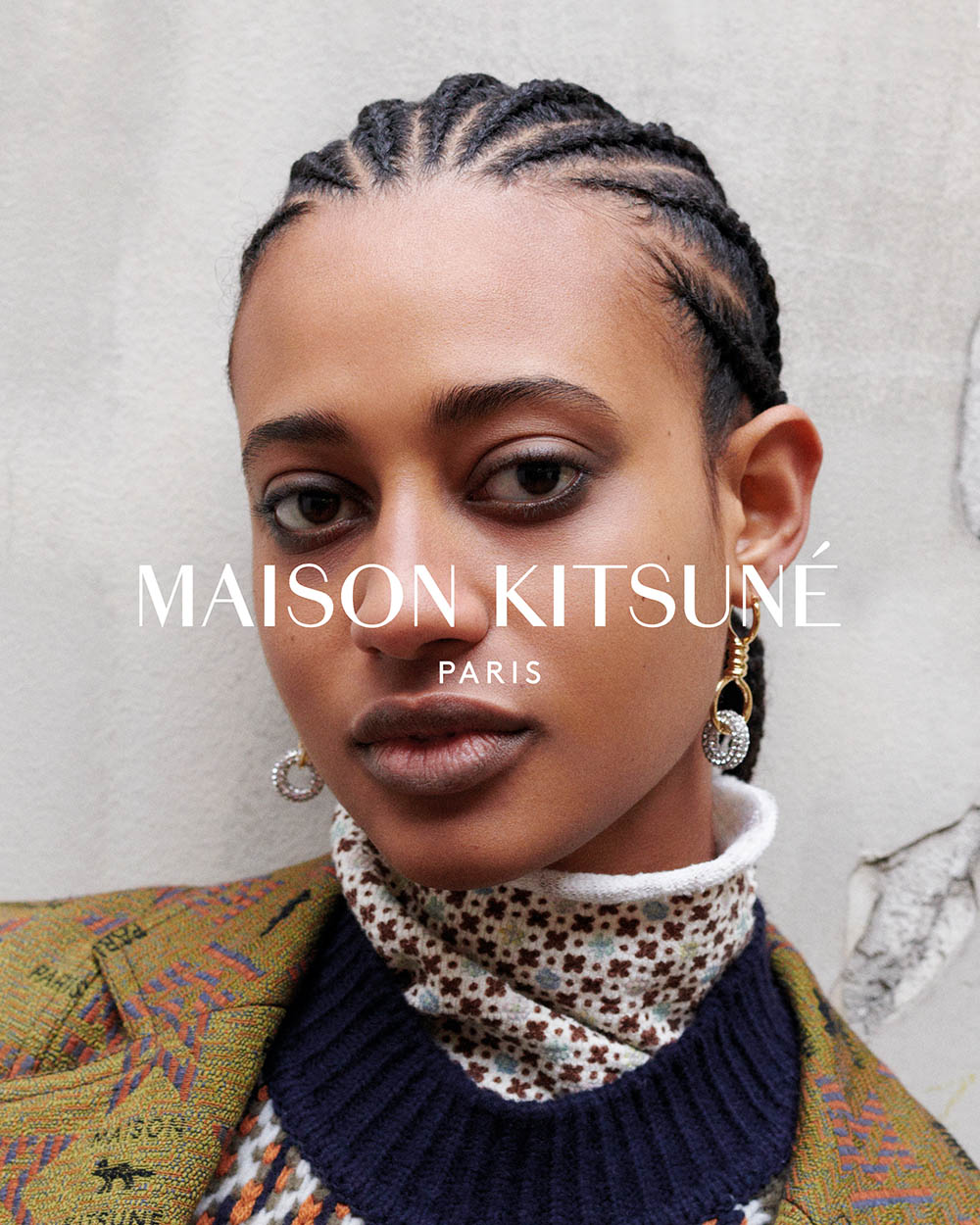 Maison Kitsuné Fall Winter 2020 Campaign