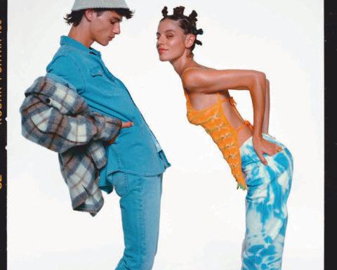 Marta Aguilar and Fernando Lindez by Gorka Postigo for Vogue Spain August 2020
