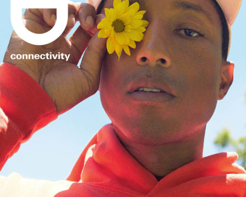 Pharrell Williams covers i-D Magazine Summer 2020 by Mert & Marcus