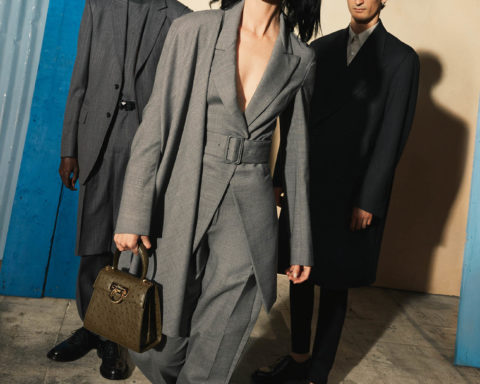 Salvatore Ferragamo Fall Winter 2020 Campaign