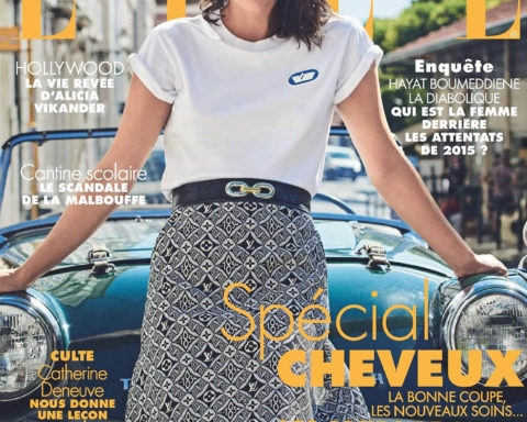 Alicia Vikander covers Elle France September 25th, 2020 by Matthew Brookes