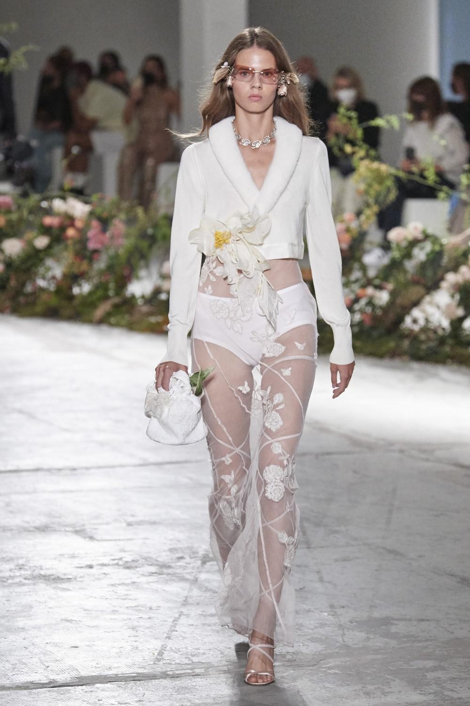 Blumarine - Spring Summer 2021 - Milan Fashion Week