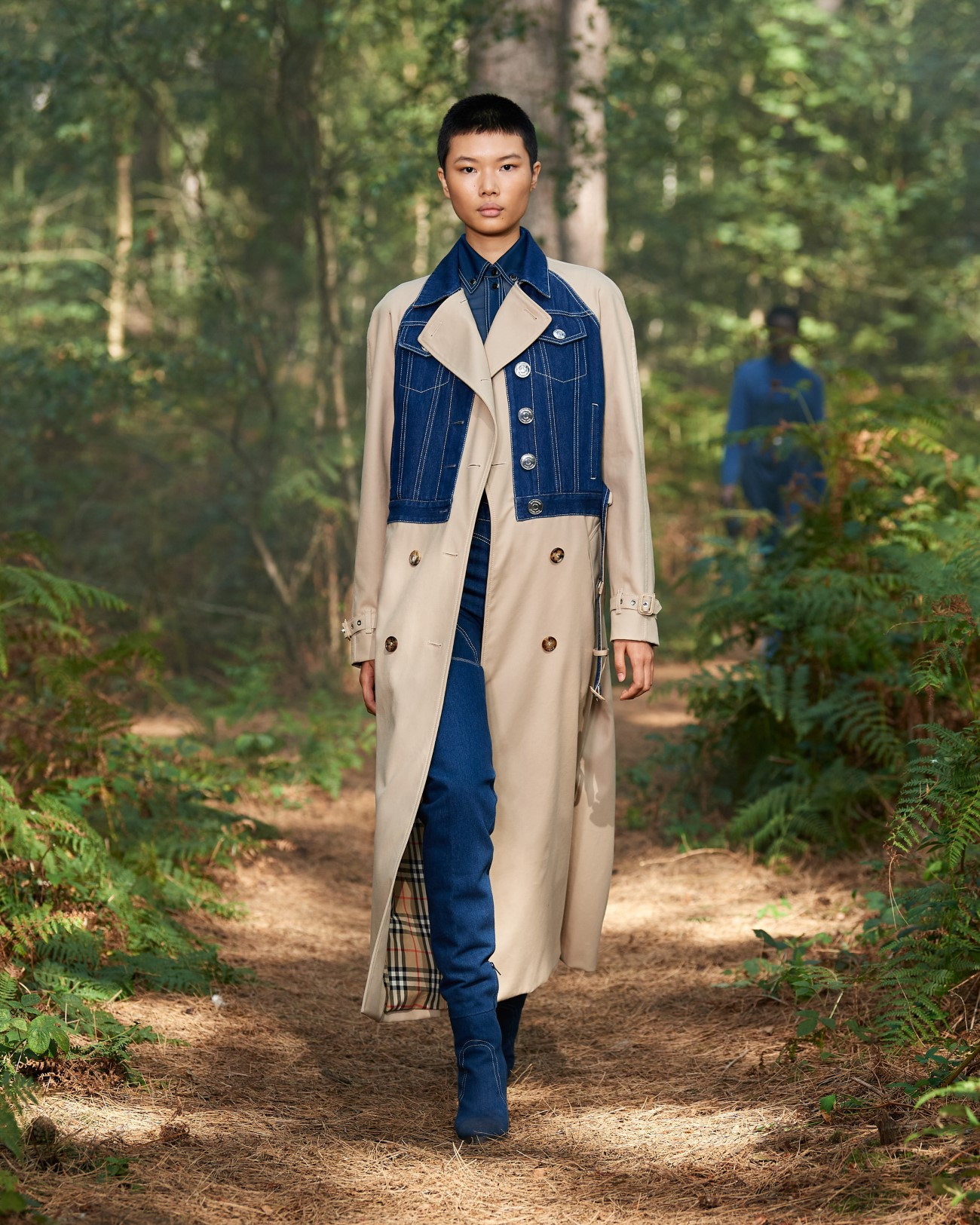 Burberry - Spring Summer 2021 - London Fashion Week