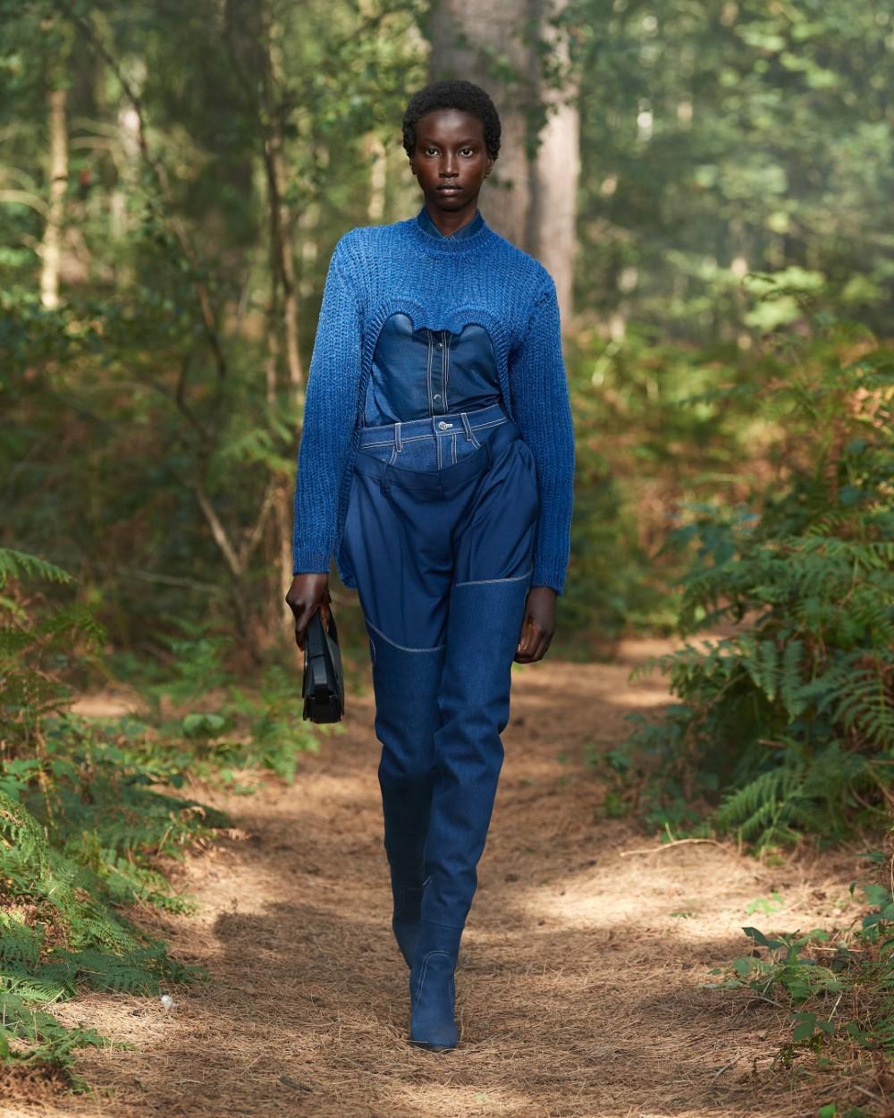 Burberry - Spring Summer 2021 - London Fashion Week