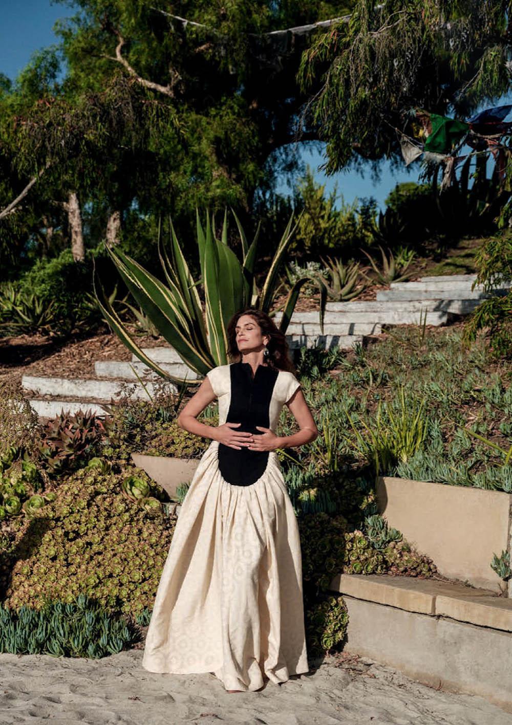 Cindy Crawford covers Vanity Fair Spain September 2020 by Juankr