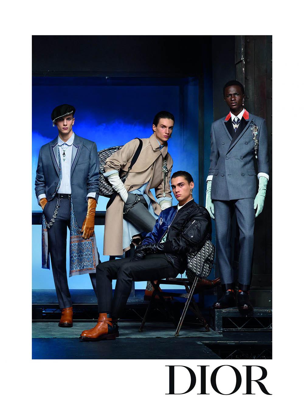 Dior Men Fall Winter 2020 Campaign